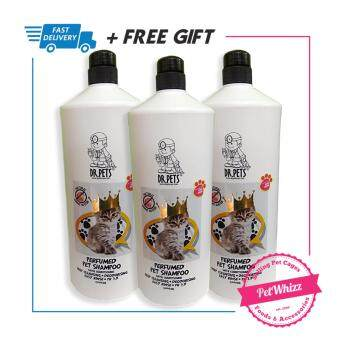 Harga Dr Pets Germ Buster Perf Pet Shampoo 2000ml