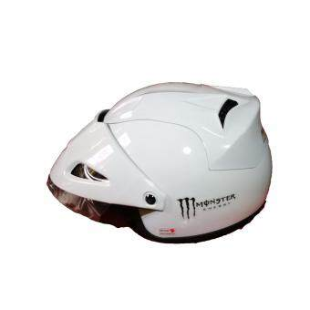 Harga MV Star EVO Helmet Flat Black, Candy Red, White