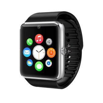 Harga New GT08 Smart Watch Compatible with Iphone Android Smartwatch