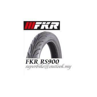 Harga FKR RS900 80/80-18 Tubeless Motorcycle Tyre (TT900)
