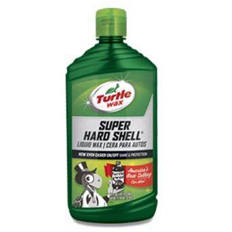 Harga Turtle Wax Super Hard Shell Wax Liquid T-123R (473ml)