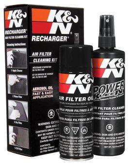 Harga K&N RECHARGER AIR FILTER CLEAN CLEANER SERVICE KIT 99-5000