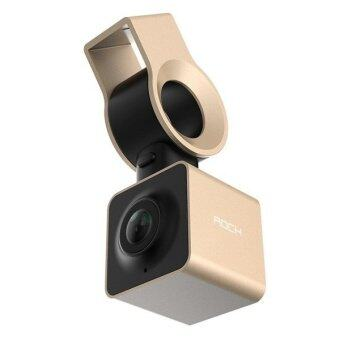 Harga AutoBot Eye Full HD 1080P Smart Car DVR Car auto Camera Dashcam Video Recorder G-Sensor WDR GPS Night Vision Gold
