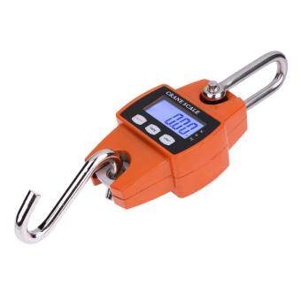 Harga Mini Crane Scale Portable LCD Digital Electronic Hook Hanging Weight 300kg