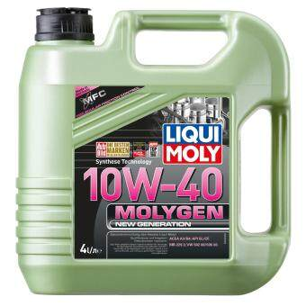 Harga Liqui Moly Molygen New Generation Engine Oil 10W-40 4L