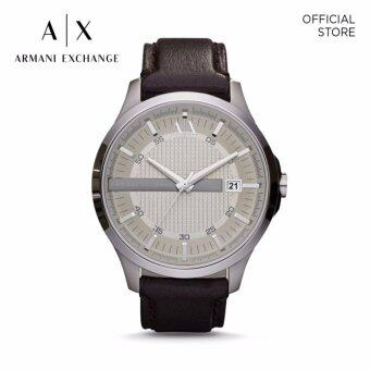 Harga ARMANI EXCHANGE DARK BROWN STAINLESS STEEL WATCH