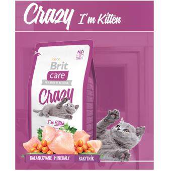 Harga Brit Care Kitten Cat Food 2KG