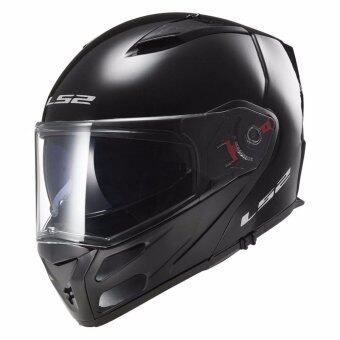 Harga LS2 FF324 METRO SINGLE MONO GLOSS BLACK Motorcycle