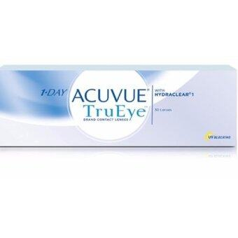 Harga 1 Day Acuvue TruEye Contact Lens (-6.50)