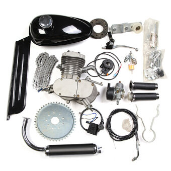 Harga 80cc 2 Cycle Engine Motor Kit for Motorized Bicycle Bike