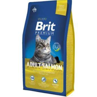 Harga Brit Premium Cat Adult Salmon (8kg)