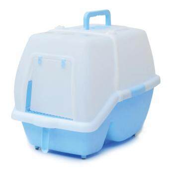 Harga 1st Selection Cat Toilet House Large (TH2)