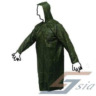 Harga Disposable Rainsuit (Green)