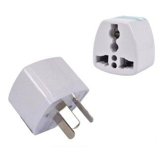Harga Universal Power Adapter Travel Adaptor 3 Pin AU Converter US/UK/EU To AU Plug Charger for Australia New Zealand