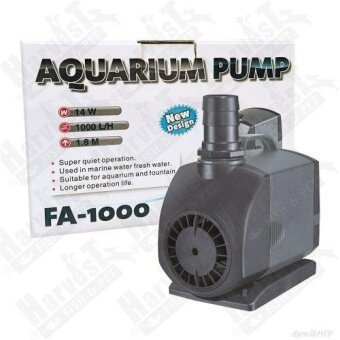 Jecod FA-1000 Submersible Water Pump - 1000 L/H
