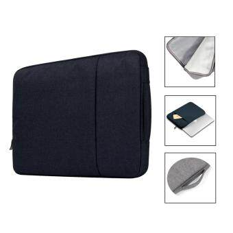 Jiaing 13.3 inches Waterproof Laptop Sleeve Case Bag ProtectiveCover for Apple, Acer, Asus, Dell, Fujitsu, Lenovo, HP, Samsung,Sony, Toshiba (Dark Grey)