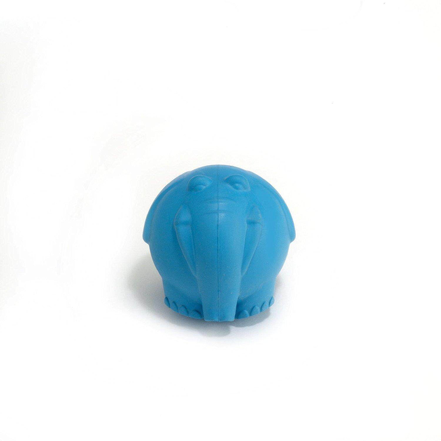 [JW PET TOYS] Dexter the Elephant Dog Squeaky Toy - Small
