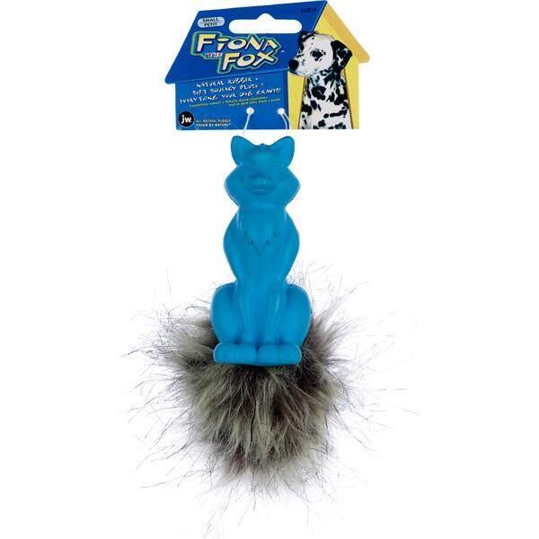 [JW PET TOYS] Fiona Fox Dog Squeaky Toy