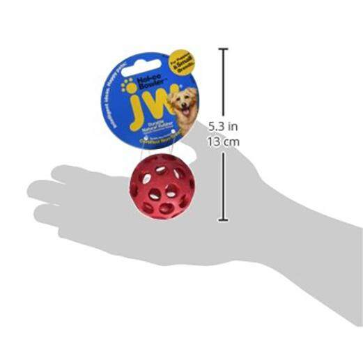 [JW PET TOYS] Hol-ee Bowler Dog Toy - Mini
