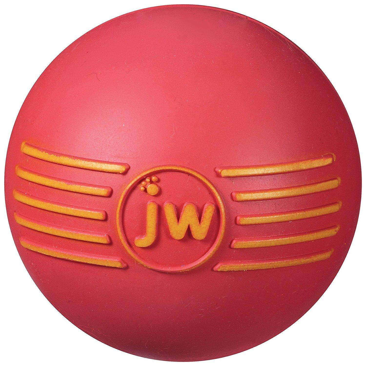 [JW PET TOYS] iSqueak Ball Dog Squeaky Toy - Small
