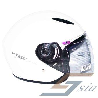 LTD VTEC Mono Helmet (White)