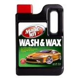Magic101 Car Wash and Wax 2 Liter