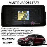 Broz Mini Copper Clubman Multipurpose Universal One Tray For All Purpose - For Car Rear Boot (82 x 40 x 5cm)