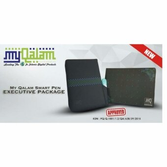 Harga MY QALAM SMART PEN AL-QURAN EXECUTIVE PACKAGE.