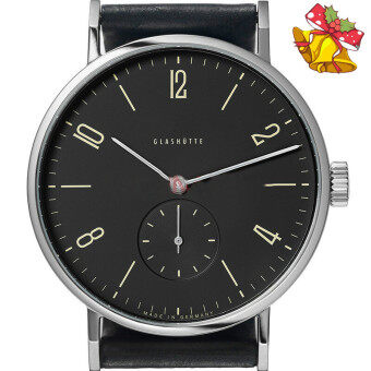 new year christmas gift seagull movement mechanical watches german bauhaus minimalist style watch black - Watch Black Christmas