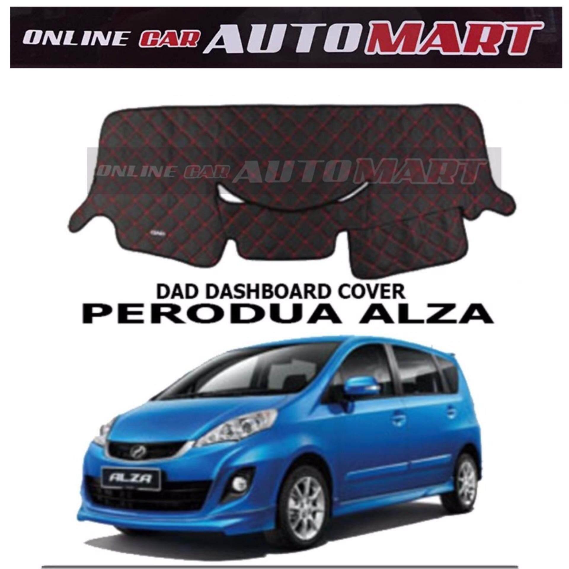 Non Slip Car Dashboard Cover - Perodua Alza