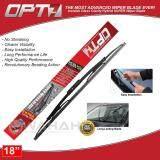 "OPT7 Car Window Windshield Super Wiper Blade 18"""