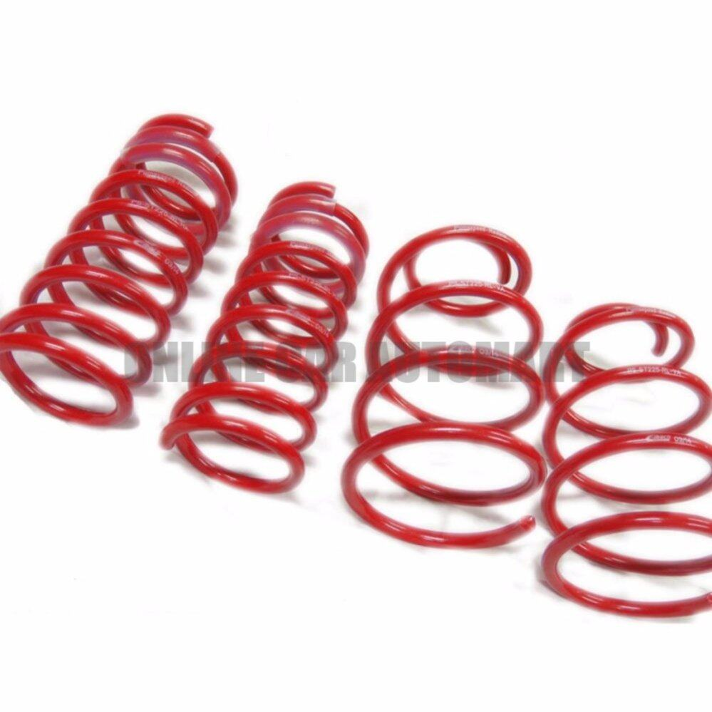 PERODUA MYVI 1.5 LAGI BEST YR2011 BESTEC Lowering Sport Coil Spring Suspension System 4pcs/set