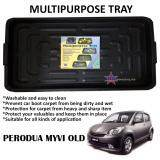 Broz Myvi Old Multipurpose Universal One Tray For All Purpose - For Car Rear Boot (82 x 40 x 5cm)