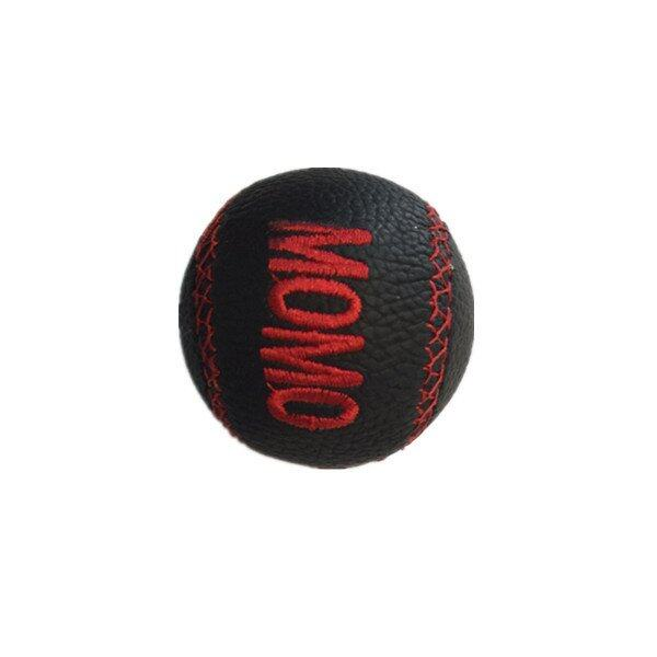 Red Momo Logo DIY MT Car Shift Knob Gear Knob