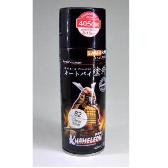 Harga Samurai Spray Clear Matt