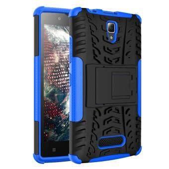 Shockproof Case Cover for Lenovo A2010(Blue)