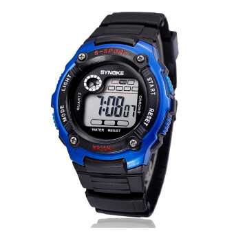 Harga Sports outdoor boy's girl's watch children's electronic watch