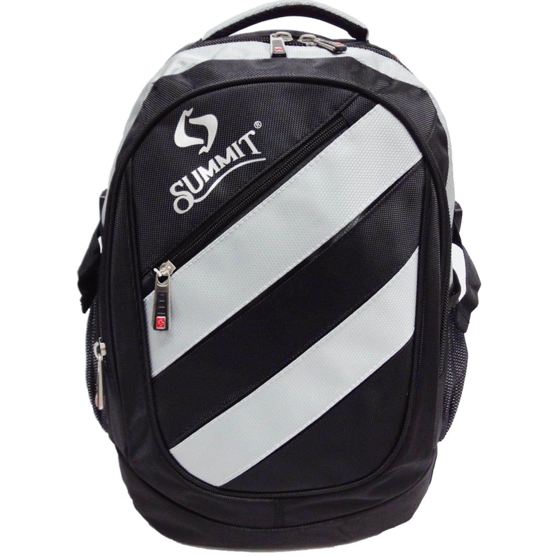 Summit 19 inch CR9230 Notebook Backpack- Light Grey
