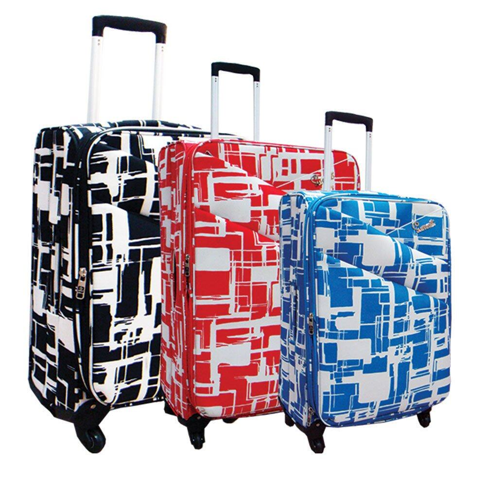 Summit 3-in1 Mix Match ULTRA LIGHTWEIGHT Luggage Set-Type 2