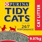 TIDY CATS® 24/7 Performance Non-Clumping Cat Litter Pack (1 x 9.07kg)