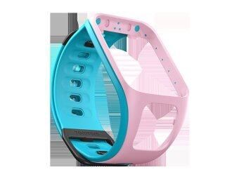 TomTom Watch Strap - Pink / Light Blue (For Small Strap)