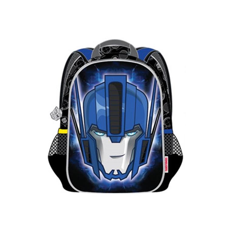 Transformers Backpack School Bag 12 Inches - Blumblebee & Optimus Prime