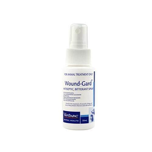 [Virbac] Wound-Gard Antiseptic Bitterant Spray 50ml
