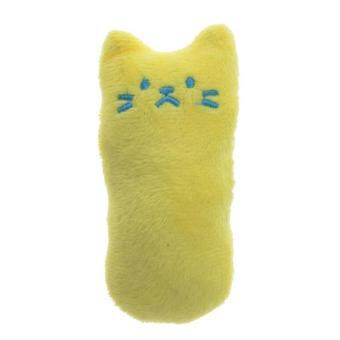 vishine mall-Pet Supplies Fancy Catnip Cat Pillow Kitty Teeth Grinding Claws Pets Toys Scratch Kicker