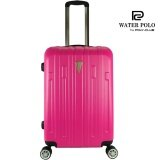 Waterpolo WA9623- 20 inch ABS Hard Case Trolley- Pink