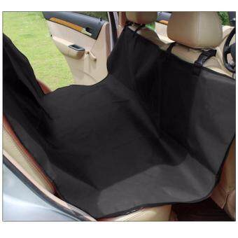 Waterproof Pet Cat Dog Mat Seat Cover 135*135CM(Black)