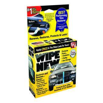 Harga Wipe New Trim Restorer Restore, Renew and Protect Car Bumper,Trims and Headlights/Headlamps