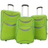 W.POLO 3-in-1 EVA Trolley Case SET- WE1687 ( Green/Grey)