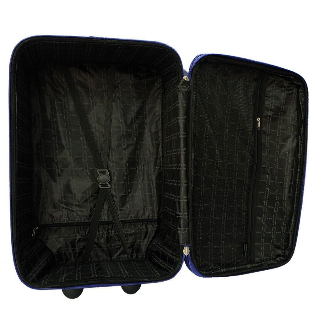 W.POLO 3-in-1 EVA Trolley Case SET- WE1687( Purple/Pink)