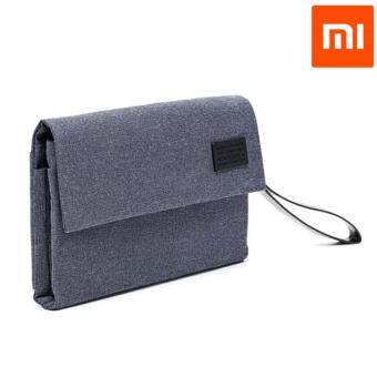 Xiaomi Electronics Accessories Organizer Bag Digital Accessories Storage Package Waterproof - Dark Gray